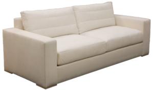 Square Arm Sofa Loose Back Hardesty Dwyer Co